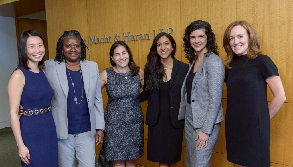 WMH Women's Initiative Hosts Leading By Example Panel