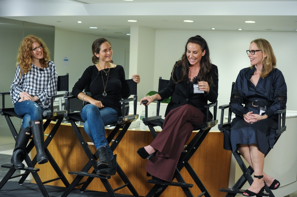 WMH Women's Initiative Hosts Women in Hollywood Panel
