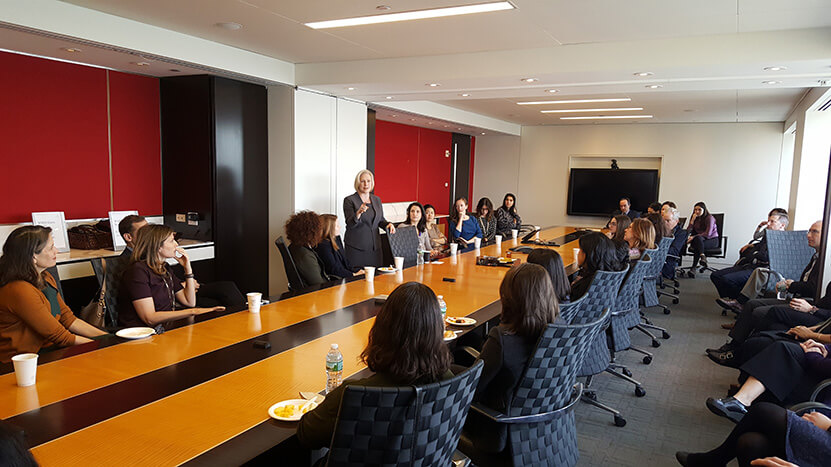 WMH Women's Initiative hosts United States Senator of New York, Kirstin Gillibrand